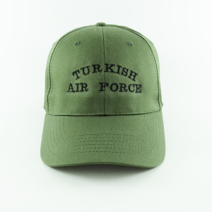 - Turkish Air Force Beyzbol Kep Şapka-Haki